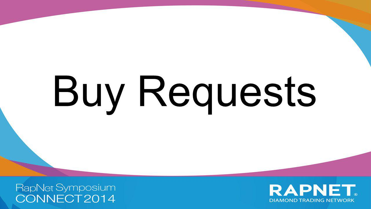 Buy Requests
