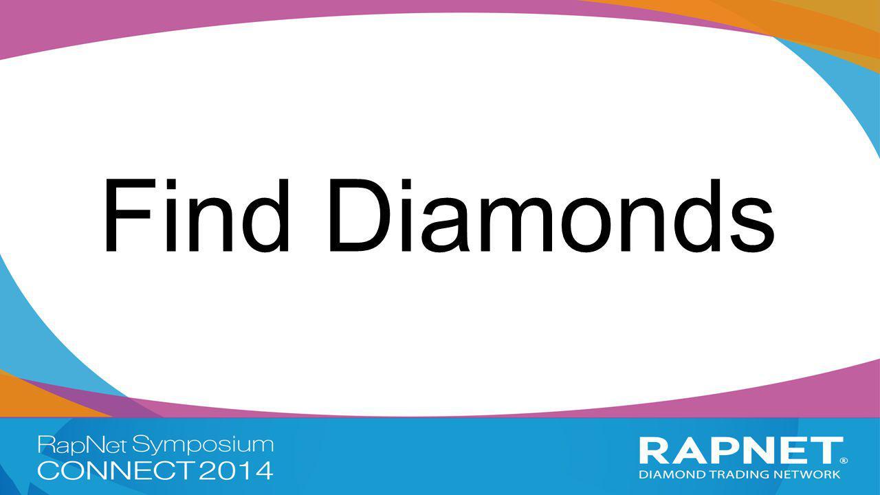 Find Diamonds