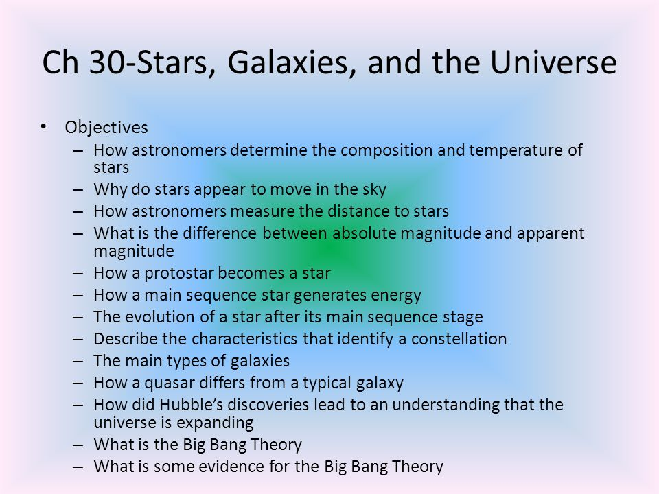 Sec 1-Characteristics of Stars Star-a ball of gases that gives off a tremendous amount of electromagnetic energy – Where does this energy come from.
