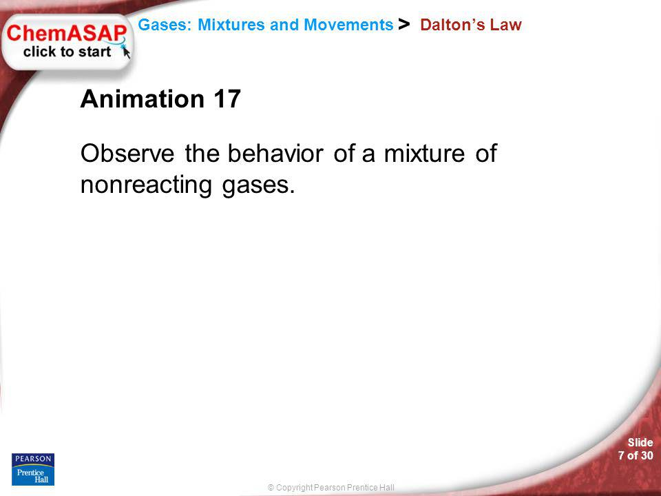 © Copyright Pearson Prentice Hall Slide 28 of 30 14.4 Section Quiz.