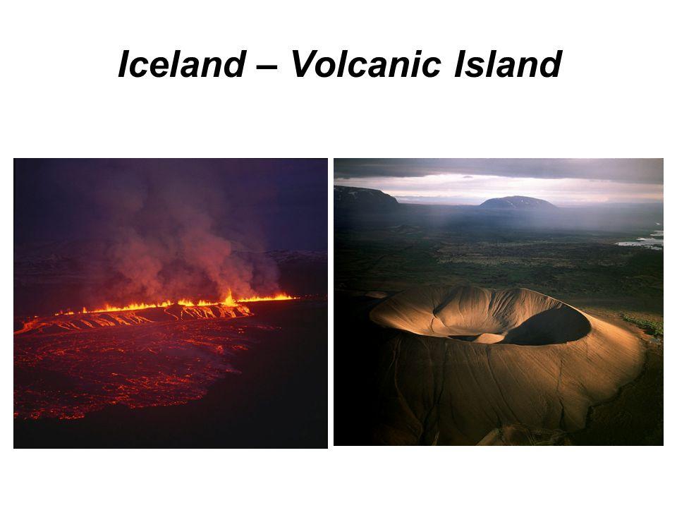 Iceland – Volcanic Island
