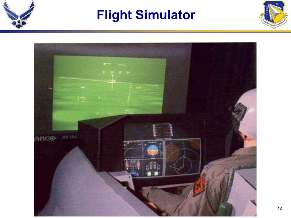 12 Flight Simulator