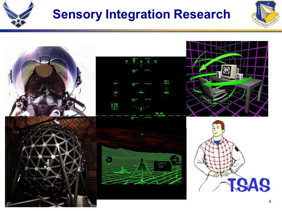6 Sensory Integration Research
