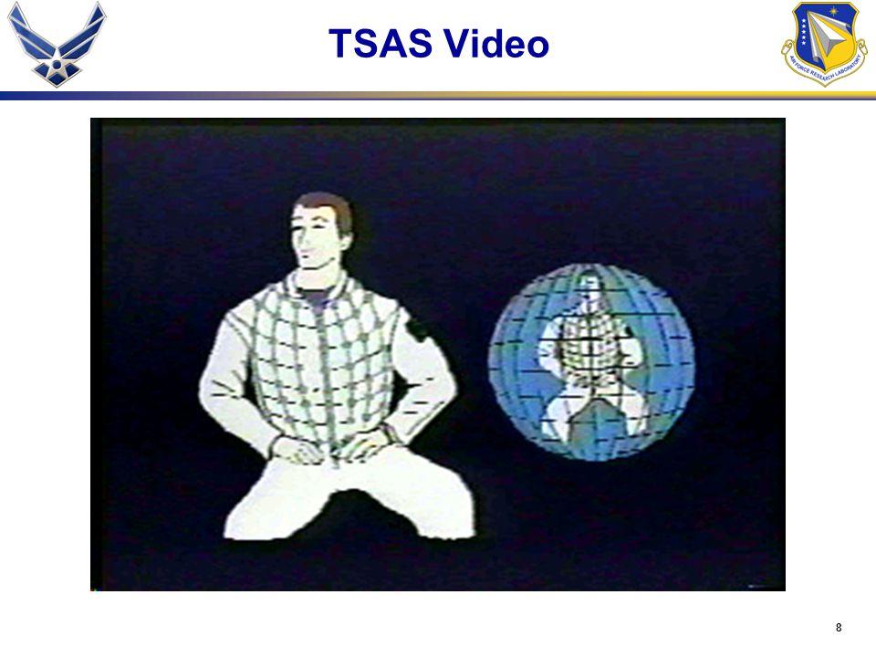 8 TSAS Video
