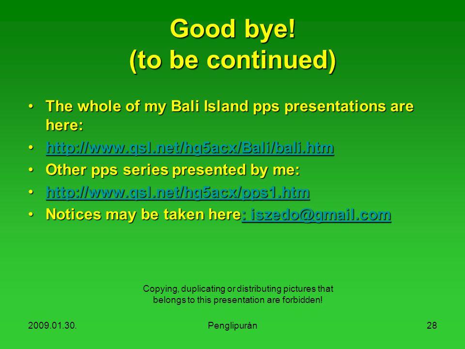 2009.01.30.Penglipurán28 Good bye.