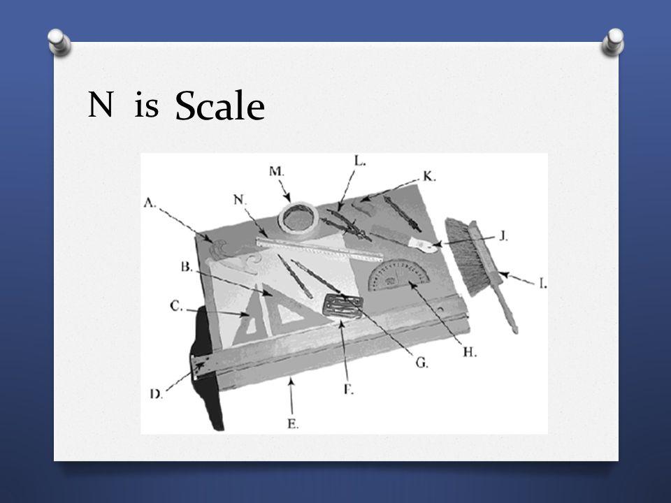 N is Scale