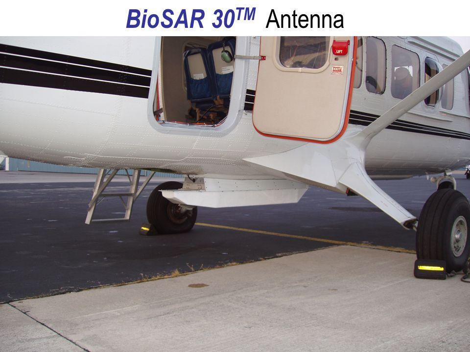 BioSAR 30  BioSAR 30 TM Antenna
