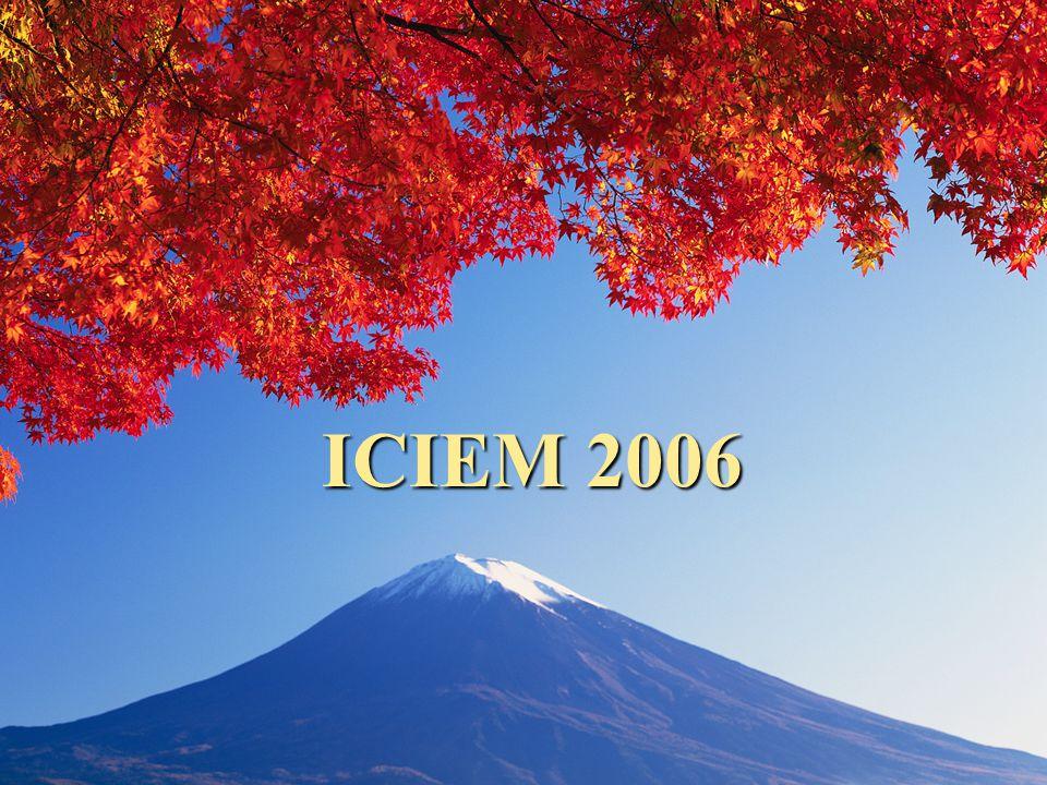 ICIEM 2006