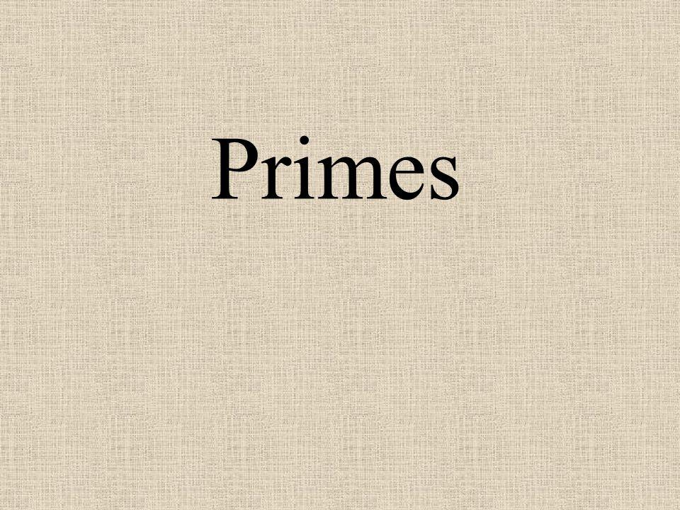 PrimePrime 50 40 30 20 10CompositeCompositeGCFGCFLCMLCM MiscMathMiscMath Math 170 – Chapter 5 50 40 30 20 10 50 40 30 20 10 50 40 30 20 10 FINAL 40 30 20 10