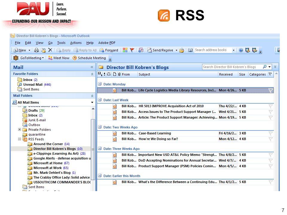 7 RSS