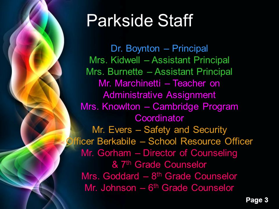 Free Powerpoint Templates Page 4 Parkside Pride