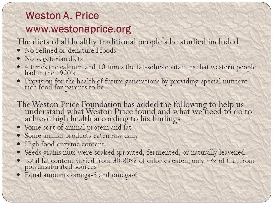 Weston A.
