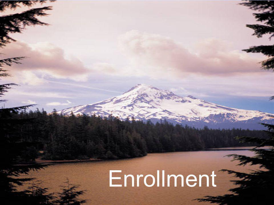 21 Enrollment