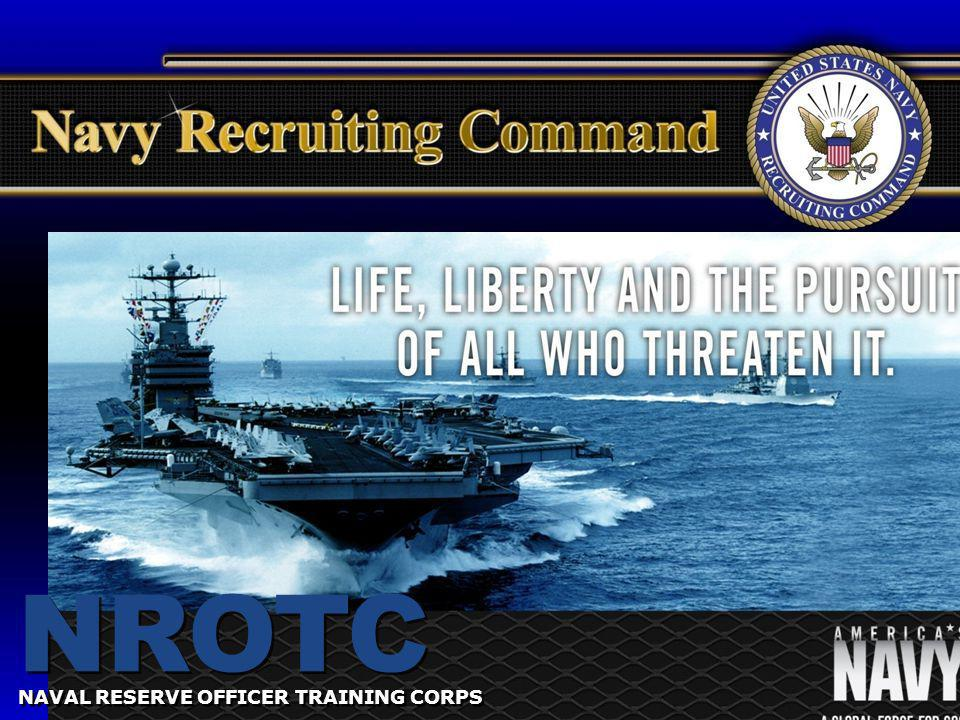 Presentation Title Presented by… Date NAVAL RESERVE OFFICER TRAINING CORPS NROTC