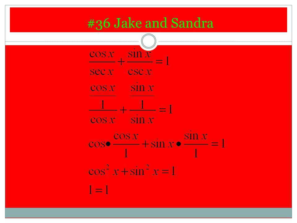 Josiah Hayman, Andrew Willis, Heather Moore The 3 Amigos Page 243: Problem 35 This is so FUN!!!!!!!!!!!!!!!