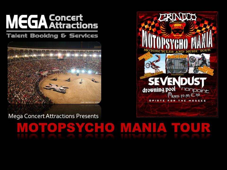 Mega Concert Attractions Presents