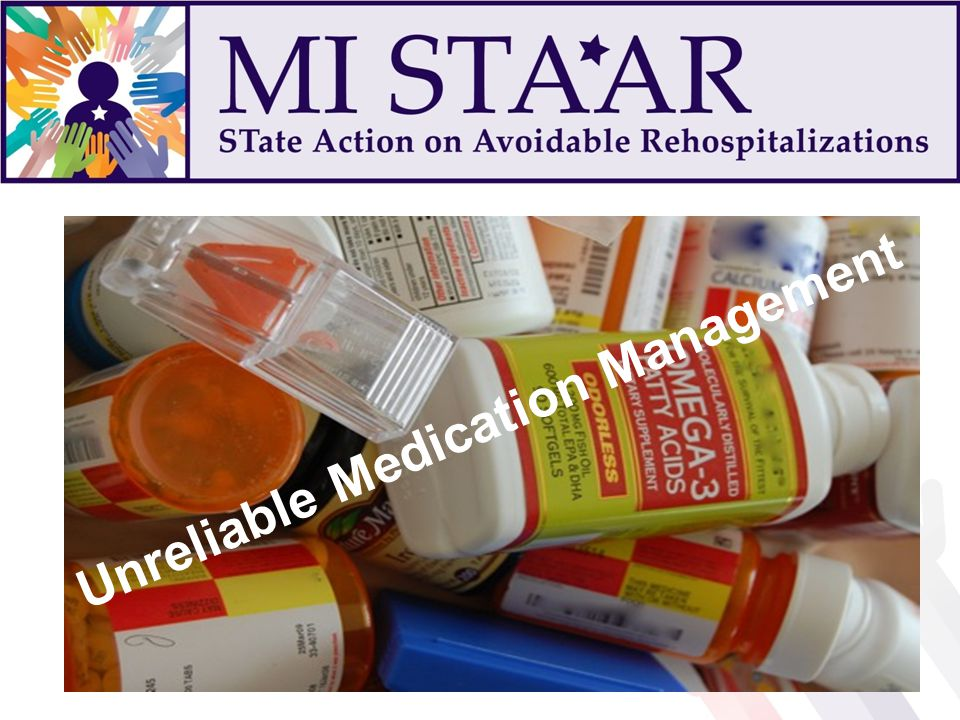 Unreliable Medication Management
