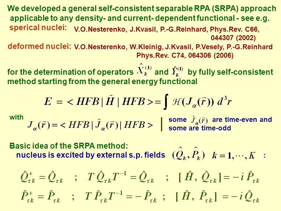 E1 excitation strength function exciting operators: one can see splitting and broadening of E1 resonance with increasing