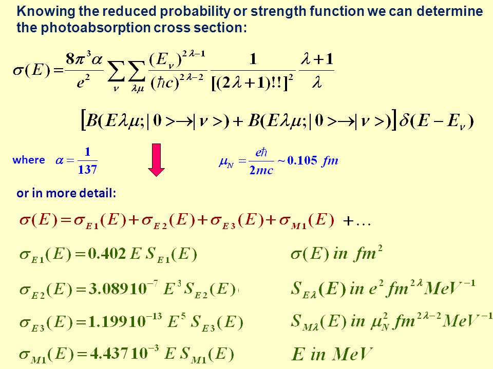 we introduced another quantity as a measure of the irrotationality - vorticity multipole operator vorticity multipole operator is directly connected with the long-wave decomposition of the standard electric multipole operator: using Bessel function decomposition where is the transition energy and toroidal multipole operator see e.g.