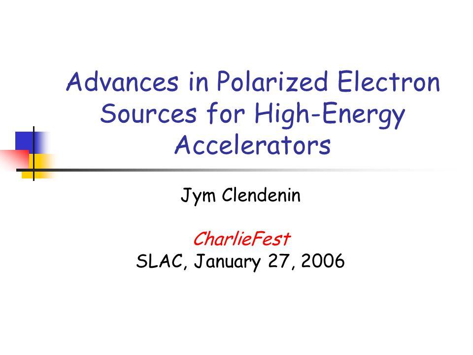 Contents of talk SLC era Progress since SLC R&D plans for ILC