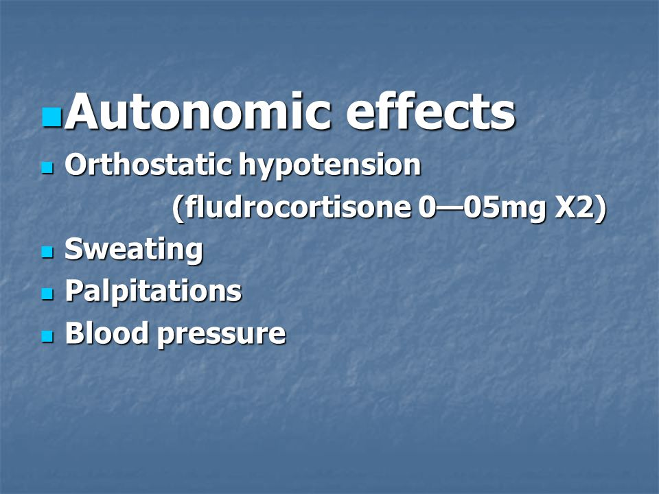 Sedation Sedation serotonergic serotonergic Cholinergic Cholinergic Histaminergic Histaminergic