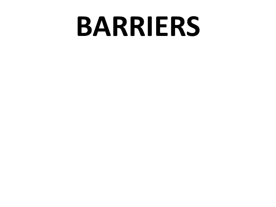 Barrier #1 The governance framework of information, law, policy and institutional capacity for mainstreaming biodiversity is hobbled by the how to gap.