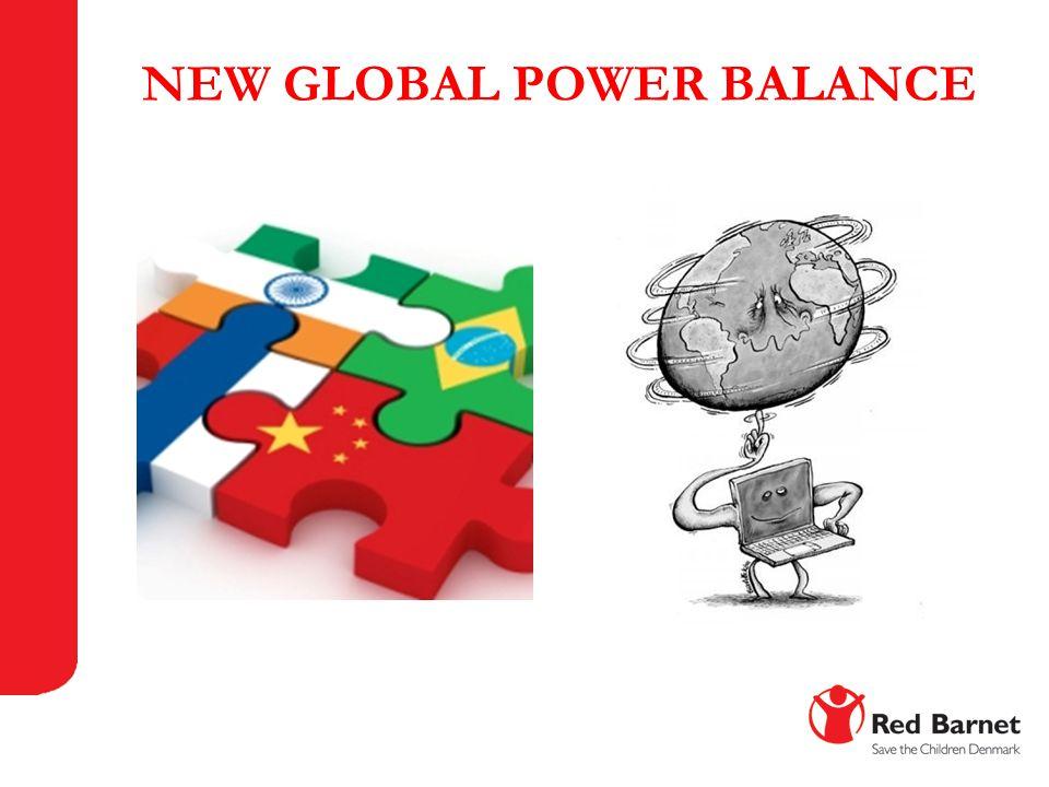 NEW GLOBAL POWER BALANCE