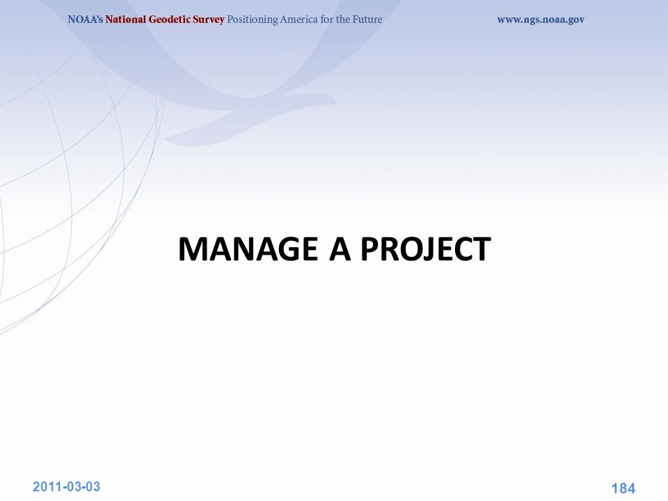 MANAGE A PROJECT 2011-03-03 184