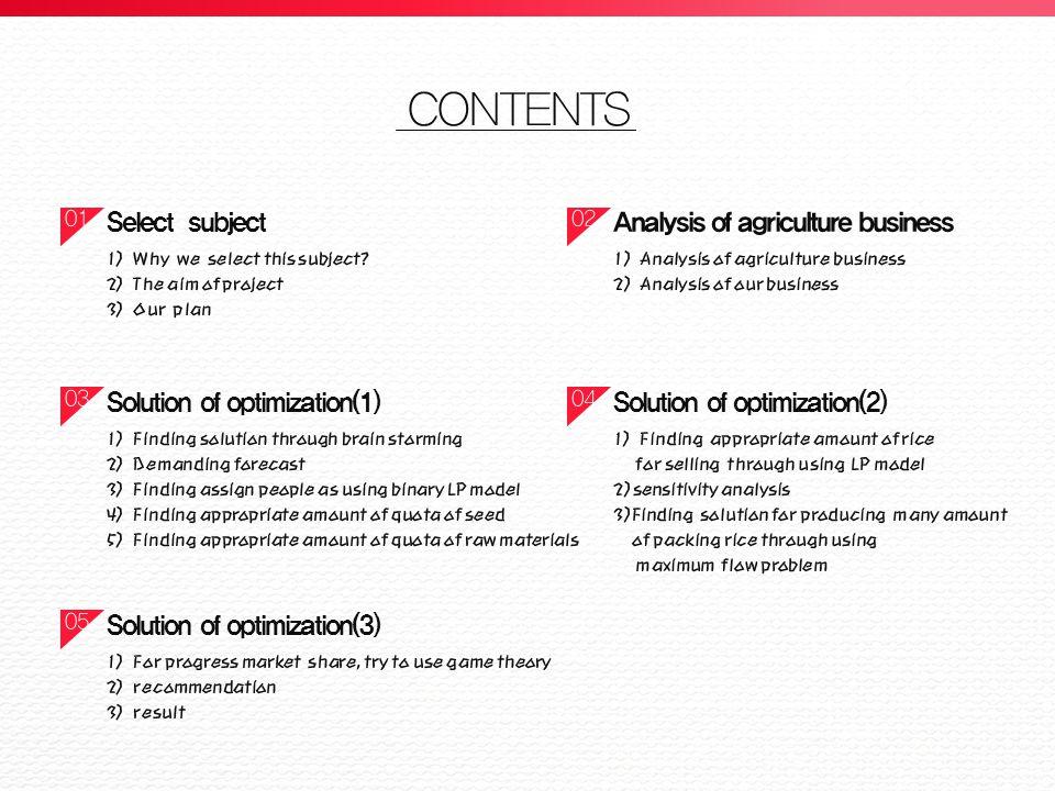 (5)Solution of optimization(3)