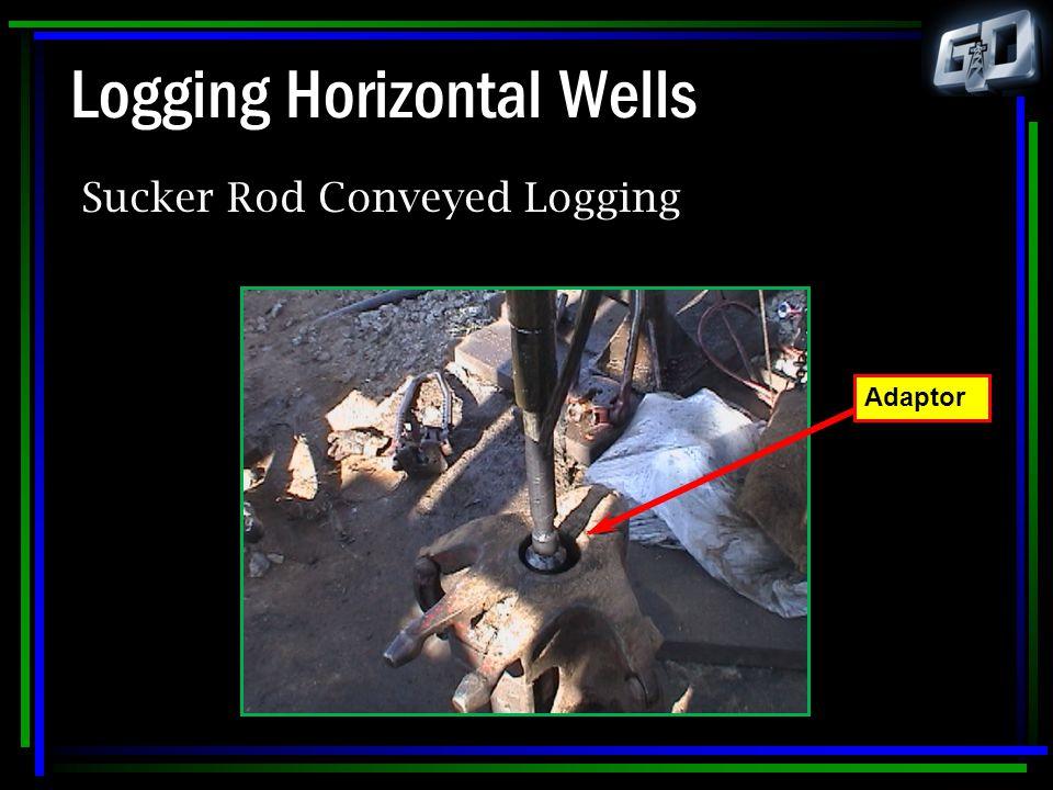 Logging Horizontal Wells Sucker Rod Conveyed Logging Adaptor