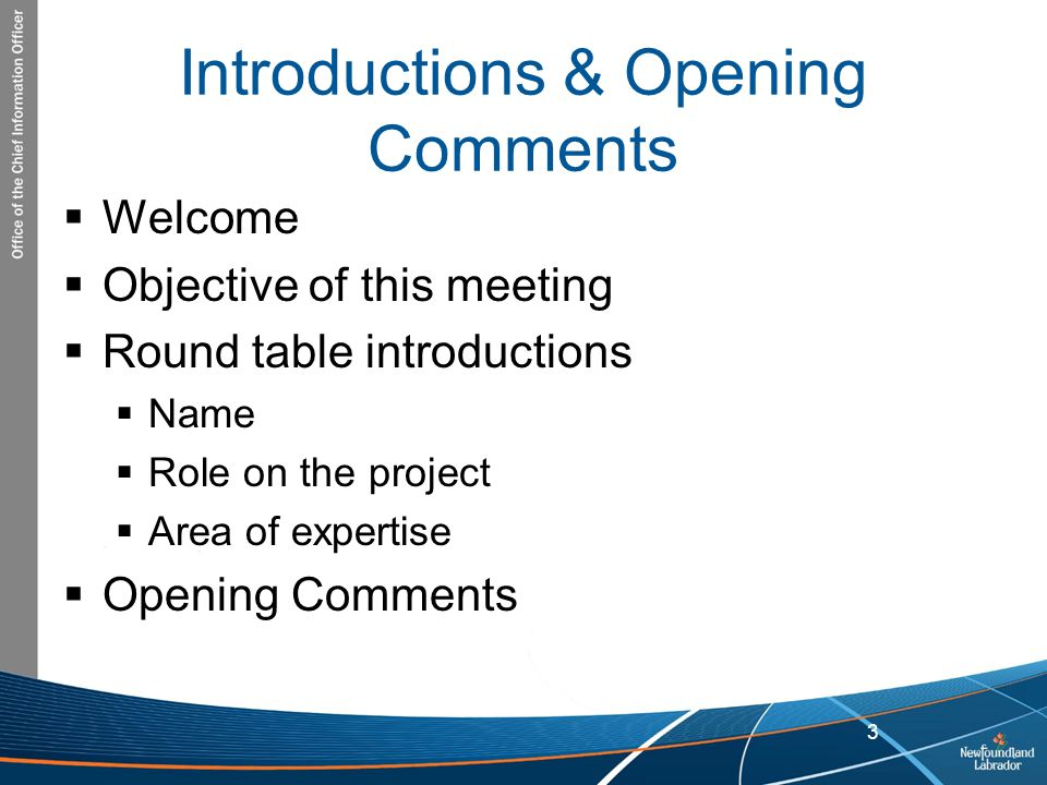 Project Steering Committee  Provide overall guidance and strategic direction  Promotes success of project  Reviews the budget and project plans  Reviews and approves Project Scope and Project Scope changes  Clears obstacles to progress  Provides guidance to deal with Risks and project constraints 14