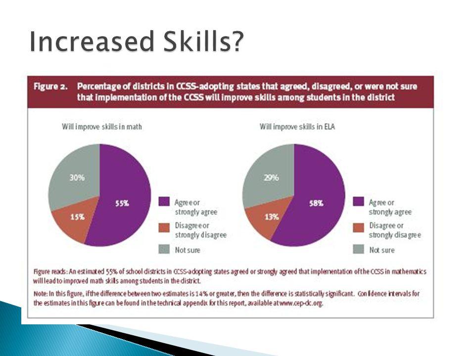 Increased Skills