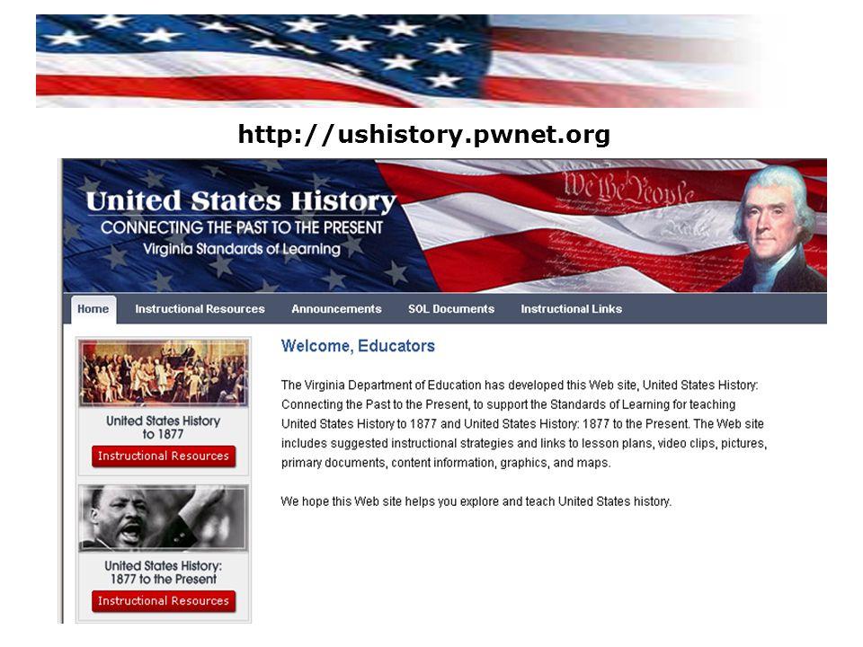 http://ushistory.pwnet.org