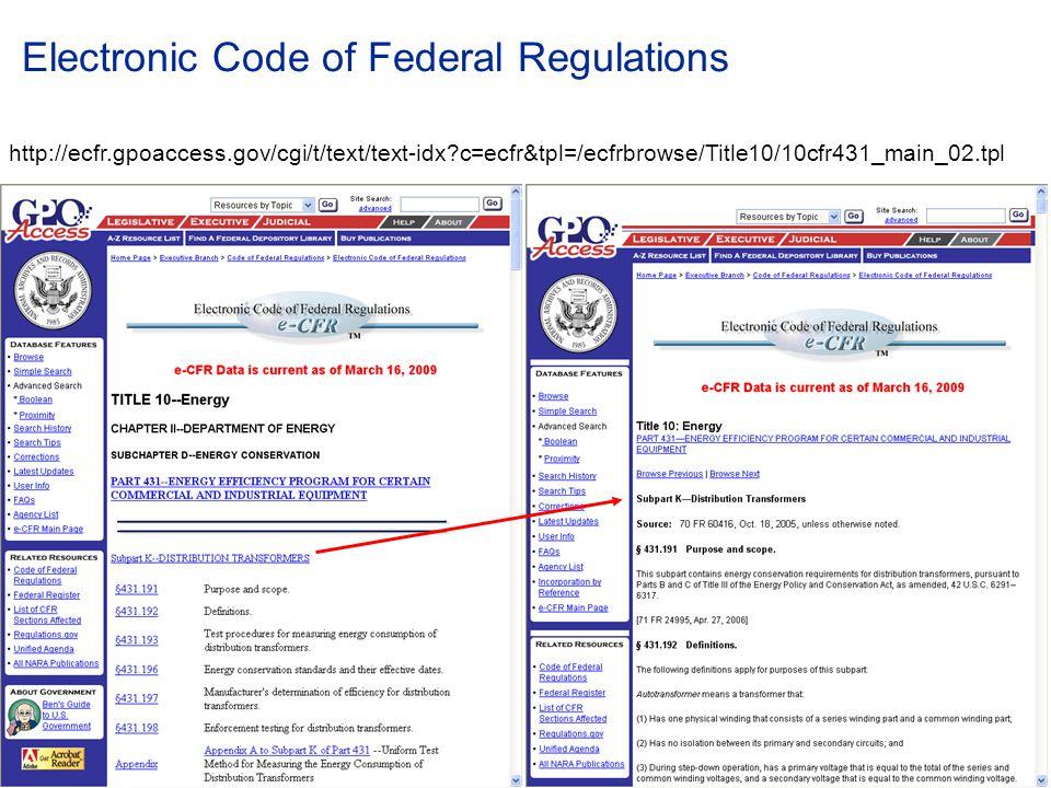 © ABB Group January 15, 2015 | Slide 24 Electronic Code of Federal Regulations http://ecfr.gpoaccess.gov/cgi/t/text/text-idx?c=ecfr&tpl=/ecfrbrowse/Ti
