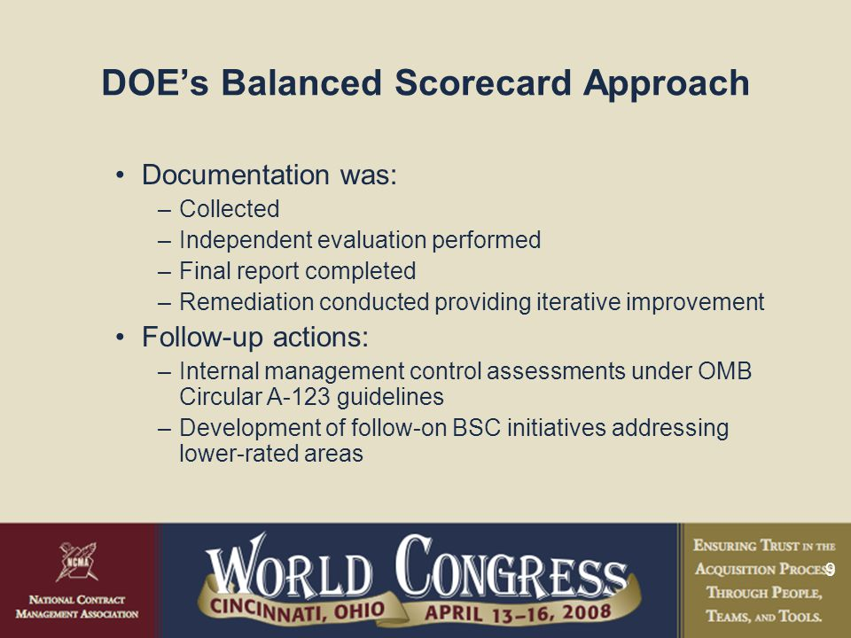 10 What is the GAO Framework.