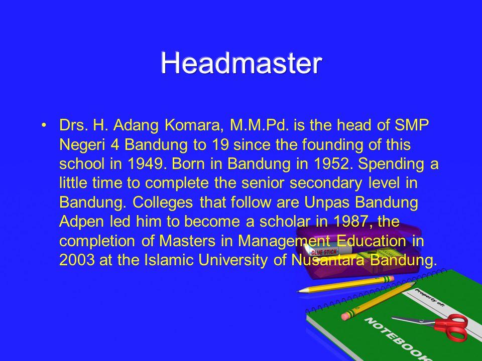 Drs. H. Adang Komara, M.M.Pd.