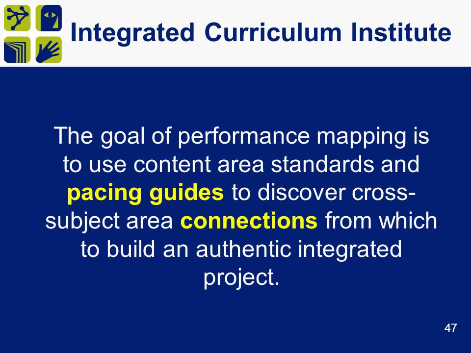 BASIC INTERMEDIATE COMPLEX Integration Continuum Math ELA ARTS For Lang SOC SCI CTE Theme-based Real-World Application Single Subject Paired Interrelated Conceptual 48