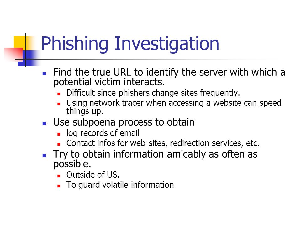 Phishing Investigation Find the true URL to identify the server with which a potential victim interacts.