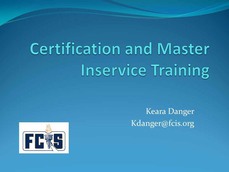 Keara Danger Kdanger@fcis.org