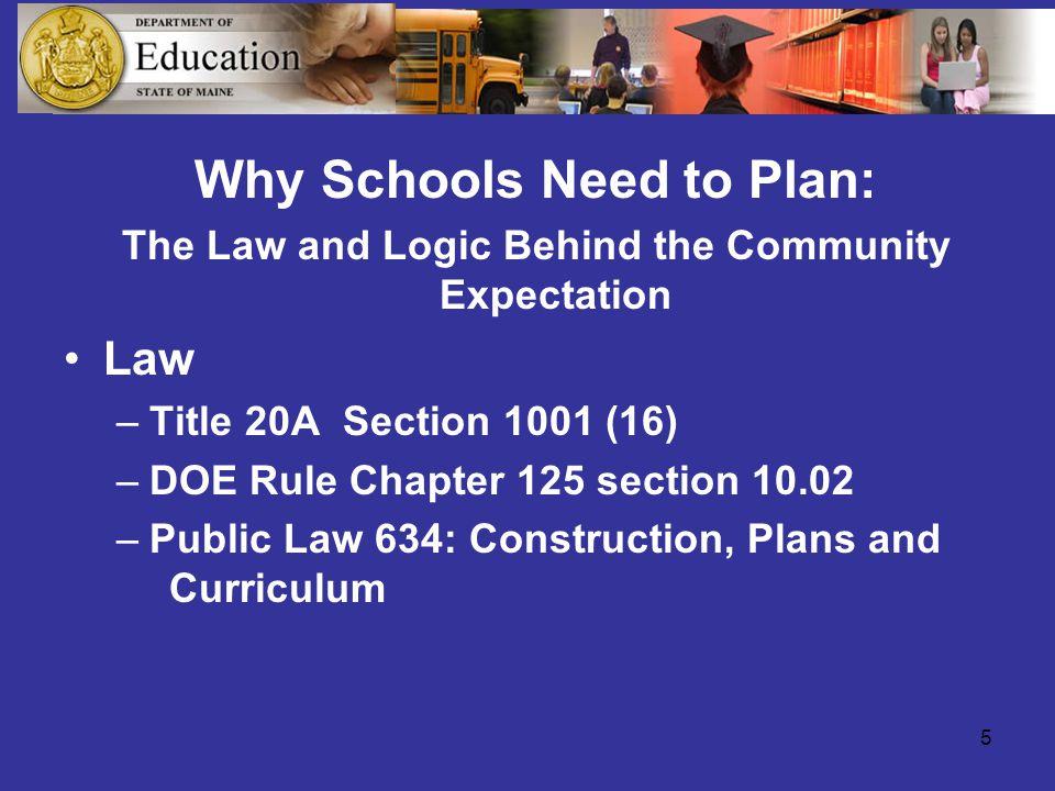 6 Title 20A section 1001 (16) Crisis response plan.
