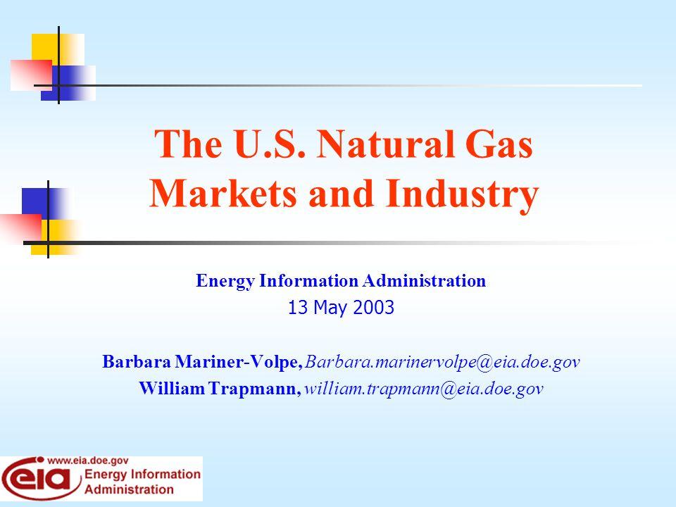 Presentation Coverage Background on U.S.