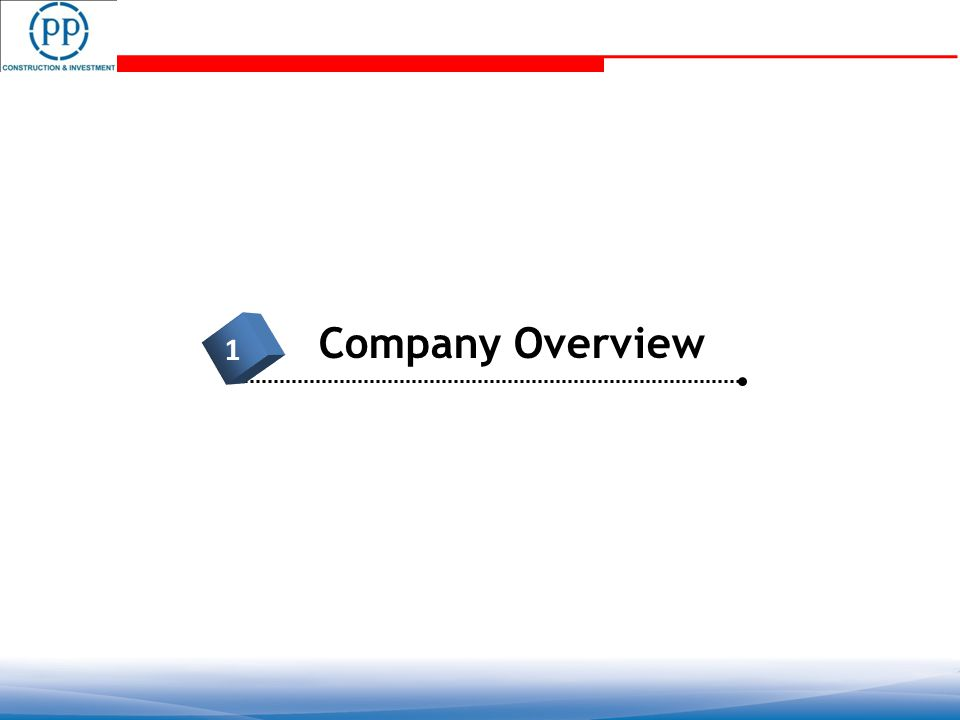Company Overview 1