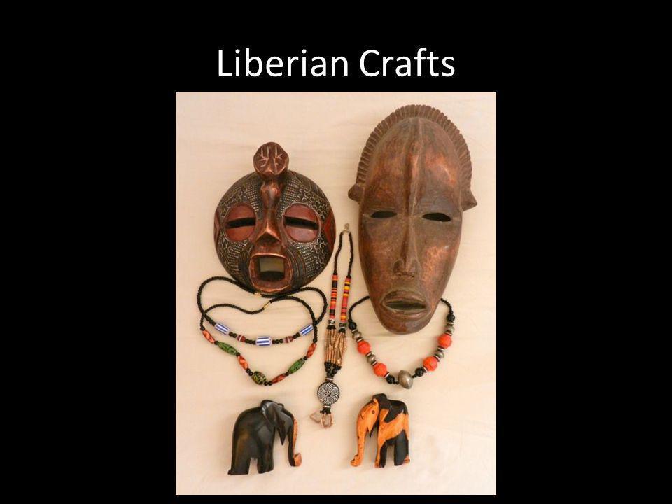 Liberian Crafts