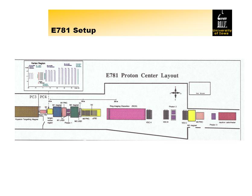 E781 Setup