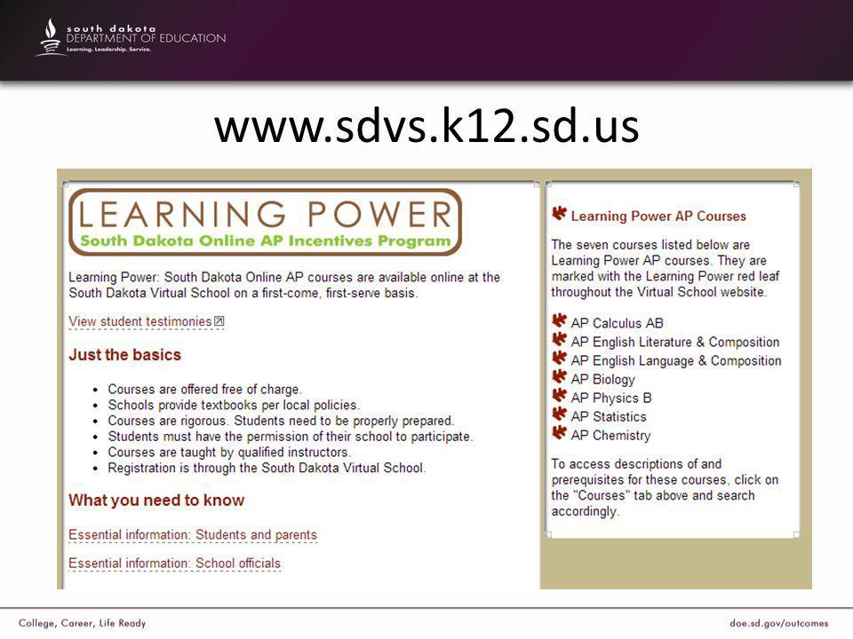 www.sdvs.k12.sd.us