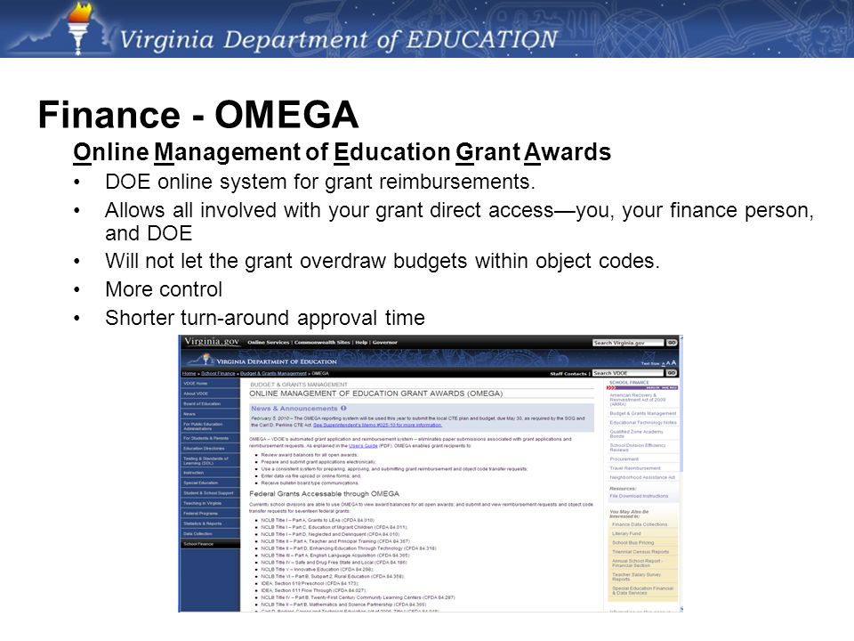 Deadlines 2013-2014 Mathematics & Science Partnership Grants Due DatesReportingFinancial April 30, 2013 Last day to submit approved budgets into OMEGA July 31, 2013 Reimbursement requests due for expenditure period March 1, 2013 – June 30, 2013.