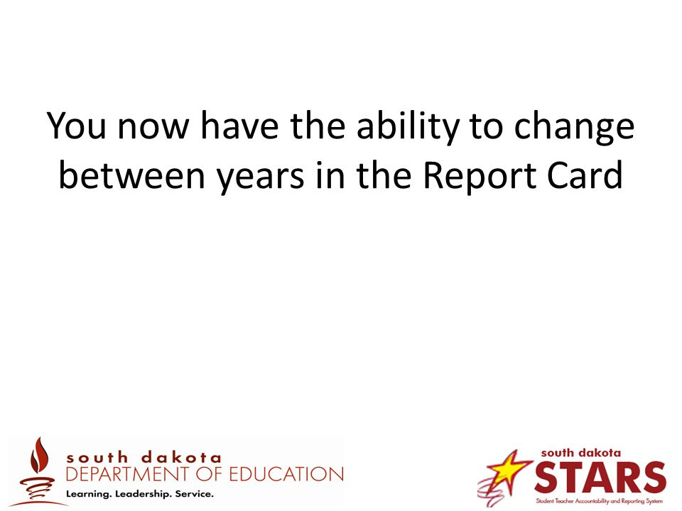 Changes for 2013-14 Those schools who took the Smarter Balanced assessment in 2013-14 will not have any student achievement results.