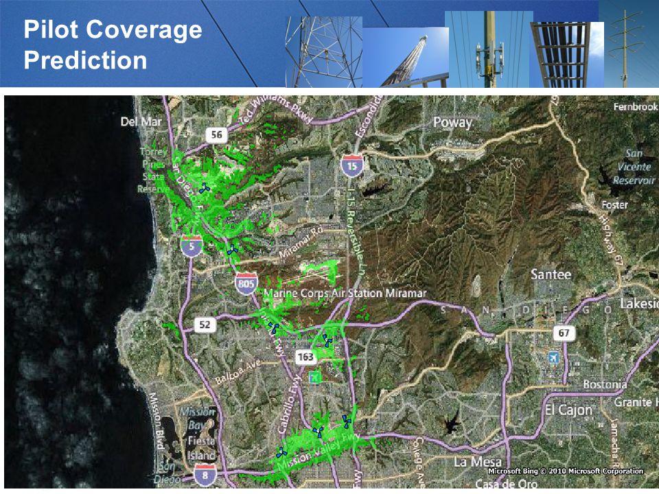 Pilot Coverage Prediction