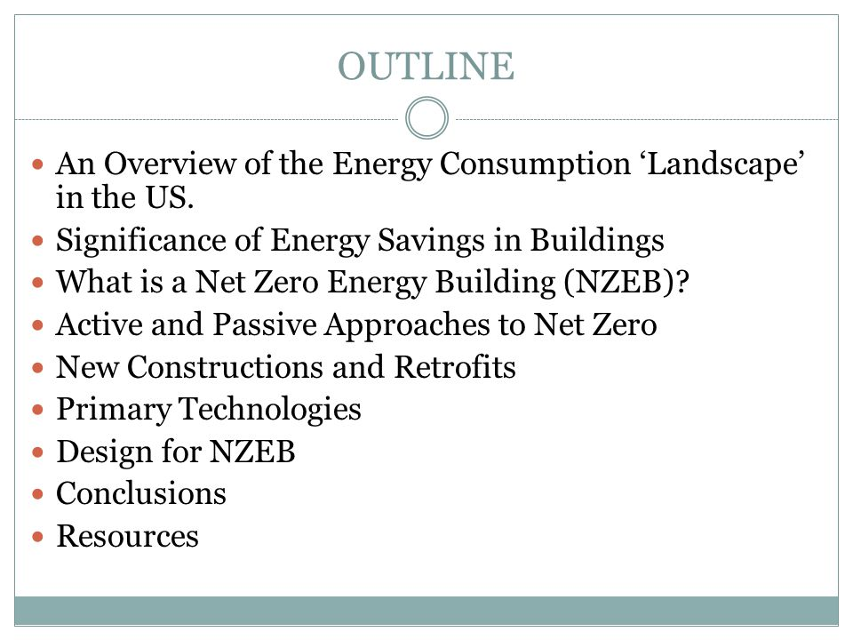 AN OVERVIEW United States Consumed about 100 QUADs (Quadrillion BTUs) of Energy in 2007.