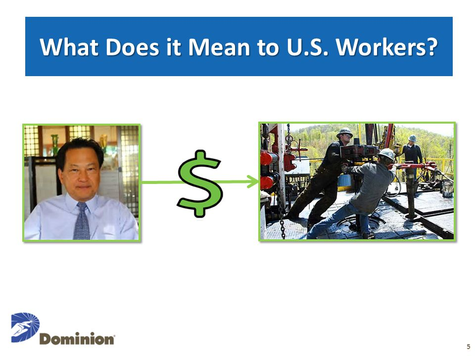 5 What Does it Mean to U.S. Workers?
